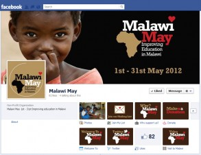 malawi may facebook customisation
