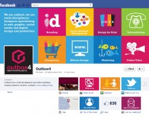 outbox4 facebook customisation