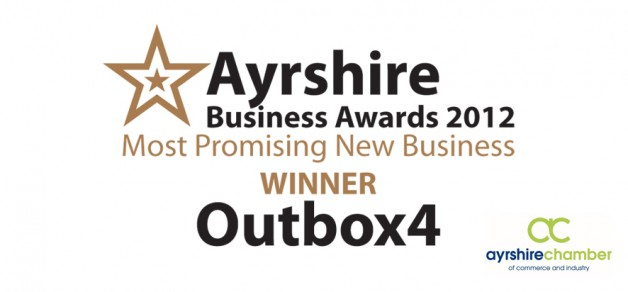 Most Promising New Business Award