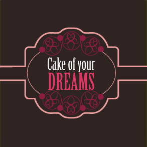 Cake of your dreams, Prestwick - website design and branding