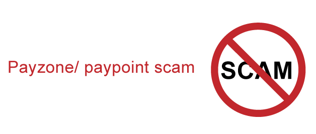 Payzone/ paypoint scam